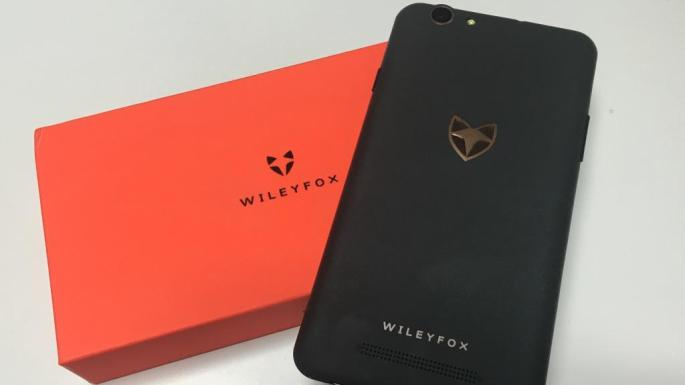 Wileyfox phones
