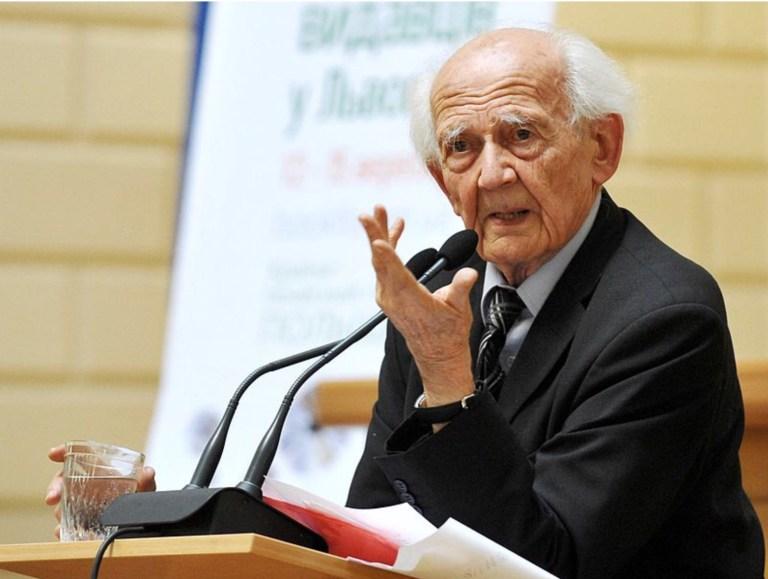Polonyalı ünlü Sosyolog Zygmunt Bauman yaşamını yitirdi