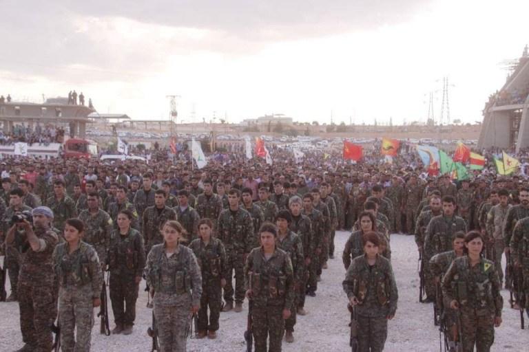 Fırat Gazabı Eylem Odası Komutanlığı, Fırat'ın Gazabı operasyonun 3. aşamasının bir haftalık bilançosunu açıkladı.