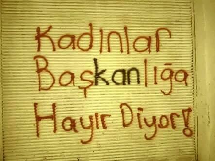 """Teslim TÖRE yazdı: """"HAYIR"""" TÜRKİYE'Yİ HAYIR KOALİSYONU TEMELİNDE YENİDEN YAPILANDIRABİLİR !"""