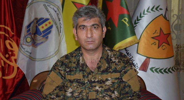 YPG sözcüsü Redu Xelil'den gelen son açıklama