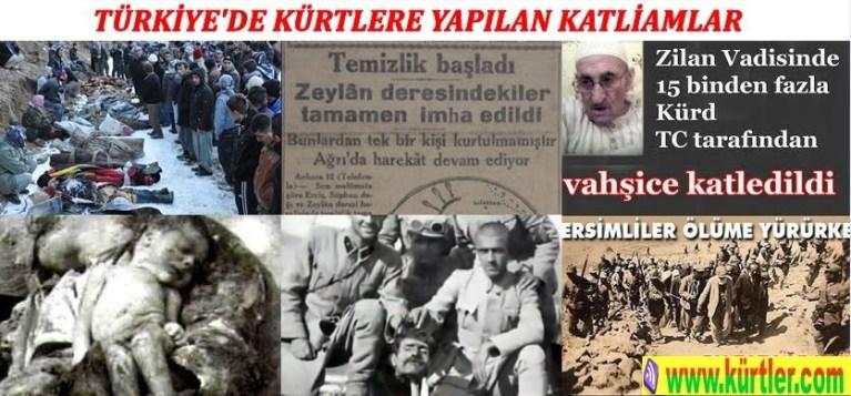 KÜRD VE ERMENİ KATLİAMLARI /  Mazhar ÖZSARUHAN yazdı