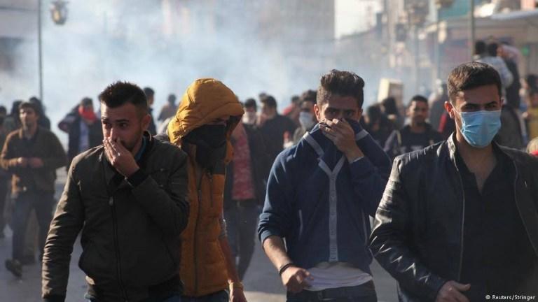 GÜNEY'DE PROTESTOLAR ve ÖLÜMLER – Recep MARAŞLI