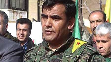 YPG Genel Komutanı Sipan Hemo Moskova'da