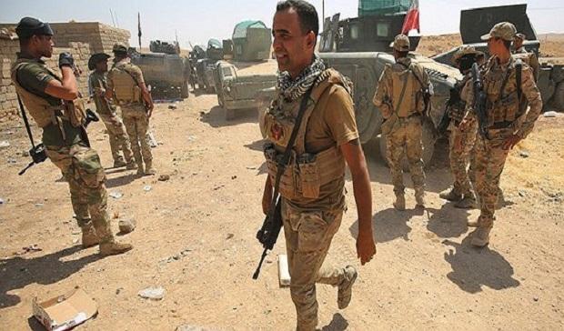 Irak ordusu Rojava ve Güney Kürdistan sınırlarına büyük yığınak yapıyor