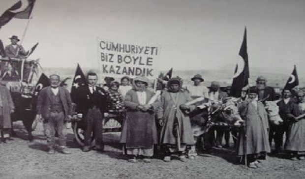 Erkan POLAT YAZDI – TÜRKİYE CUMHURİYETİ TÜRK DEVLETİ!