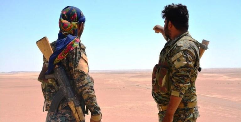 YPG ONAYI ILE GÖZLEM KULELERI KURULACAK