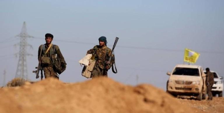 DSG: Irak-Suriye sınır hattında kontrol sağlandı