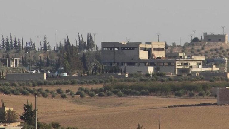 Suriye Rejimi Hüçleri Menbiç Kırsalına Girdi
