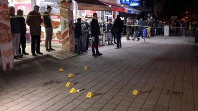 Kürtçe konuştukları için Sokak ortasında vuruldular