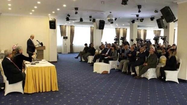 Kürt Dili Platformu'ndan Kürt Dil Kurumu girişimi