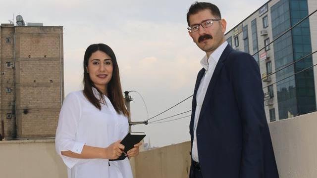 HDP'den Karaköprü'de idialı çıkış/ Röportaj Rozerin Urucu