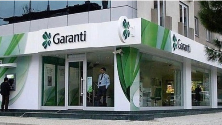 Garanti Bankası artık İSPANYA'NIN