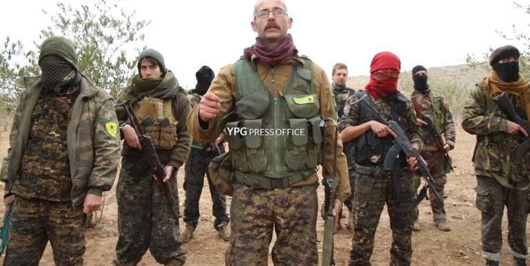YPG Saflarında Savaşan Enternasyonalist ARGES İle Röportaj – METIN ÇİYAYİ   TORONTO