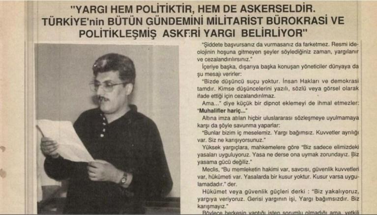 Recep Maraşlı Yazdı: PKK'yi TERÖRİST GÖRÜYOR MUSUN?