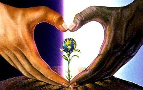 İnsan; Sevgi ve Barış   MÎTHRA ÇİYAYÎ