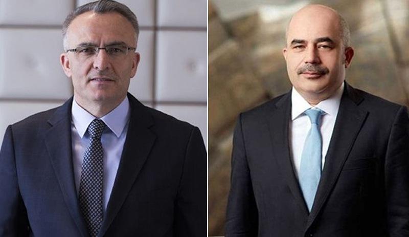 16 ay içinde iki Merkez Bankası Başkanı görevden alındı: Murat Uysal'ın yerine Naci Ağbal atandı