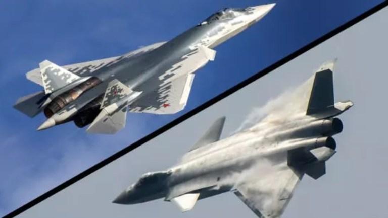 Rusya'dan F-35-Su-57 açıklaması
