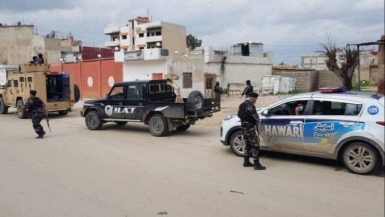 Kamışlo'da rejim güçlerinden Asayiş noktasına saldırı!
