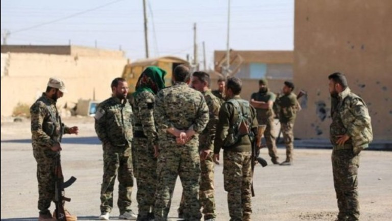 DSG ile Suriye rejimi görüştü .
