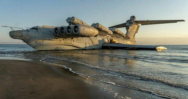 """Bütün dünyada merak uyandırmıştı! """"Hazar Denizi Canavarı"""" Moskova'ya götürüldü"""