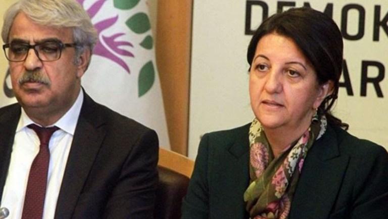 """HDP'den """"tüm demokrasi güçlerine"""" çağrı: Bugün bize yapılan yarın mutlaka size yapılacaktır"""