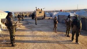 Hol'da operasyon sürüyor: İlk gün 9 kişi yakalandı