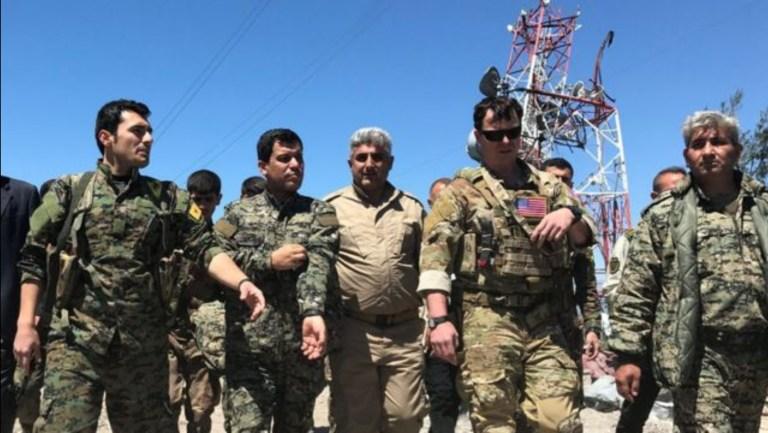 ABD'NİN KÜRDİSTAN POLİTİKASI VAR MI? Hasan H. Yıldırım & Hussein Erkan