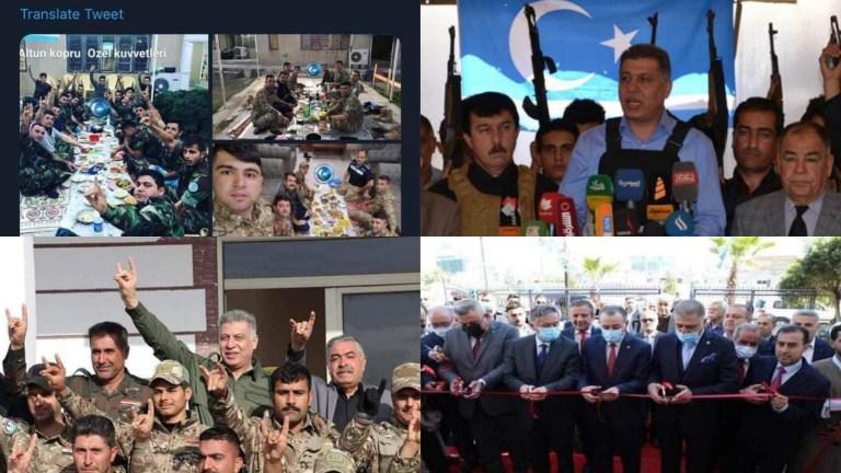 """BARZANİLER TÜRKİYE İLE ELELE """"MİSAK-I MİLLİ"""" CEPHEDE  Hasan H. Yıldırım & Hussein Erkan"""
