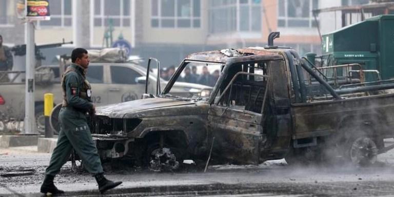 Afganistan'ın Logar vilayetinde iftar saatinde bombalı saldırı: En az 30 ölü