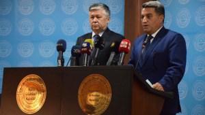Özerk Yönetim DAİŞ'li 24 kadın ve 68 çocuğu Özbekistan'a teslim etti