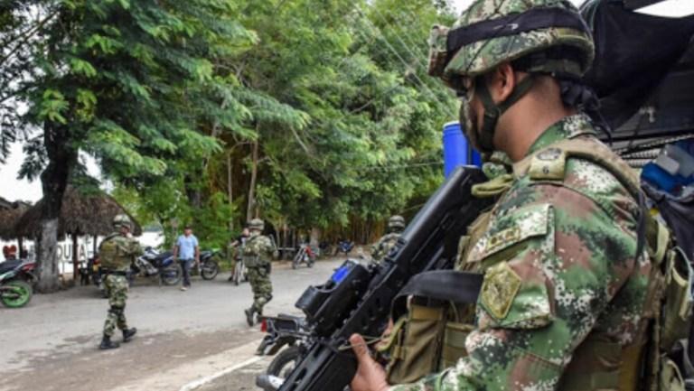 Venezuela-Kolombiya sınırında çatışmalar: Onlarca ölü var