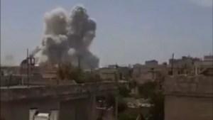 İdlib'de mühimmat deposunda patlama