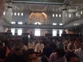 Conferencia en Central Bank Mosque, Indonesia