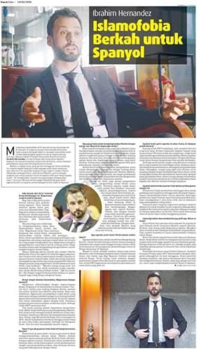 Articulo en REPUBLIKA