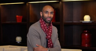 """To inspire people to take positive action."", Fréderic Oumar Kanoute"