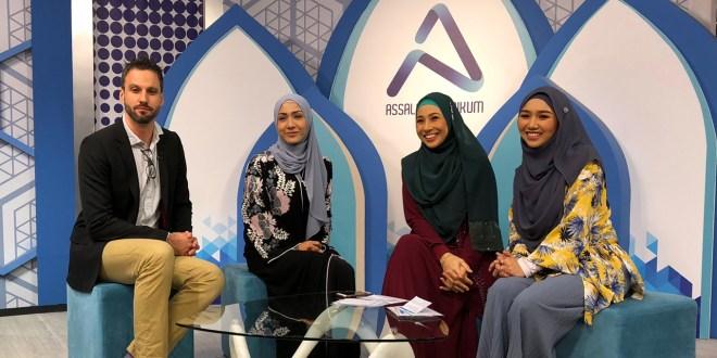 Entrevista en TV Alhijrah, Kuala Lumpur, Malasia