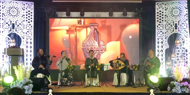 Cena de Gala en Kuala Lumpur, Malasia