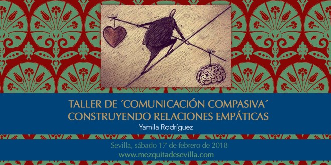 Course on 'Compassionate Communication: building empathic relations', Seville