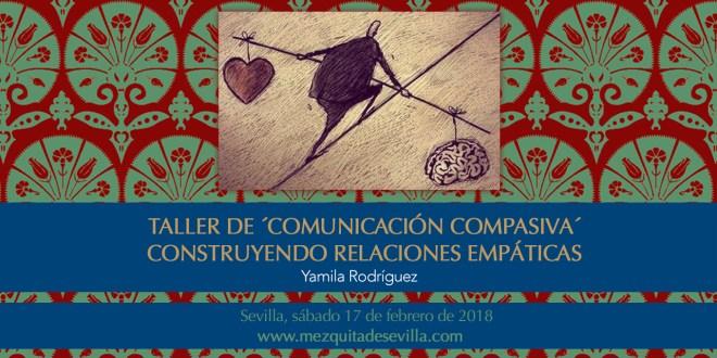 Course on 'Compassionate Communication: building empathic relations', Seville