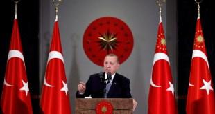 Tayyip Erdogan gana las elecciones con una participación del 90%