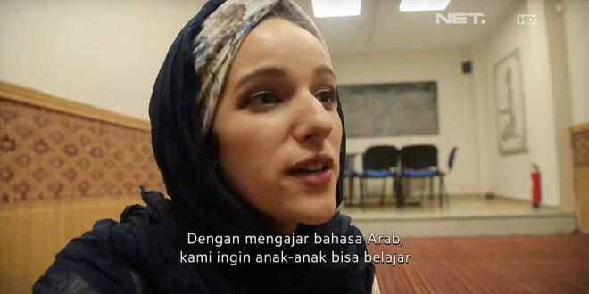 El documental ´Muslim Travellers 2018´, de Indonesia, visita la Fundación Mezquita de Sevilla