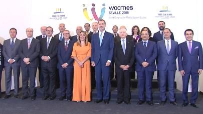Inauguración WOCMES 2018 Sevilla