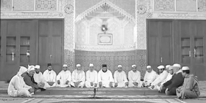 Recitación Corán en grupo
