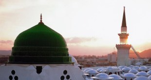 La luz del Mensajero Muhammad, saws