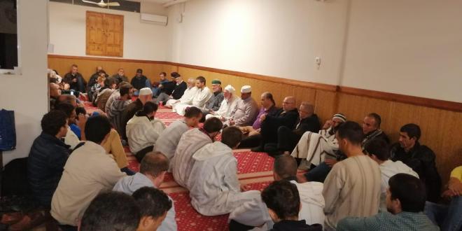 Celebración Mawlid al-Nabi
