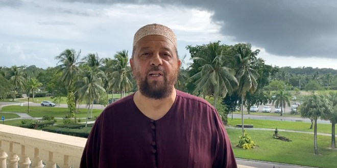 Shaykh Abdullah Hakim Quick #Kanoute4SevilleMosque