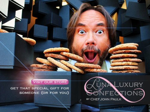 Chef John Paulk – Luna Luxury Confections