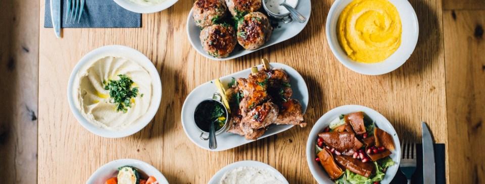 restaurant libanais falafels rennes