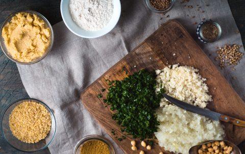 cuisine libanaise mezzé